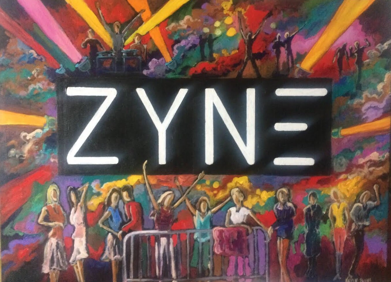 Logo Creation Zyne